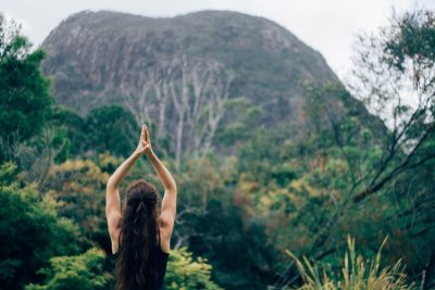 Glasshouse mountains Yoga retreat