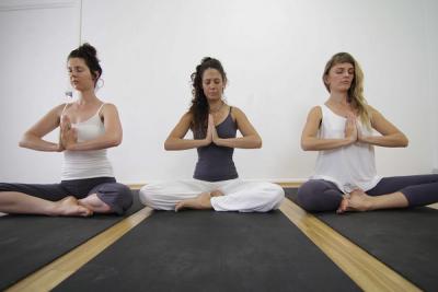 Yoga Rhythms Meditation